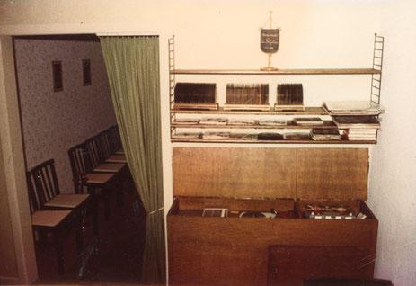 Die Musikanlage - moderne Stereo-Anlage damals
