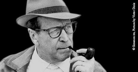 Georges Simenon Hamburger Krimifestival 2019