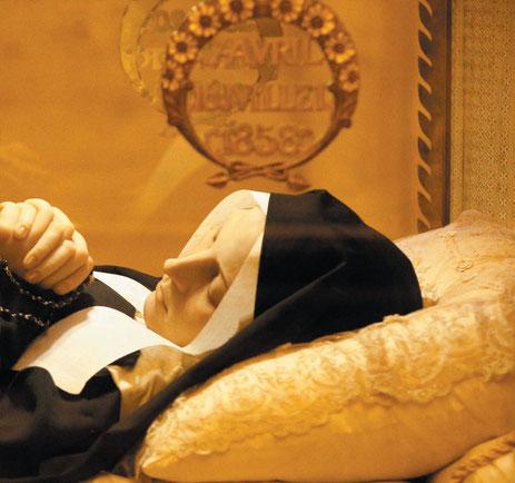 sainte Bernadette Soubirou