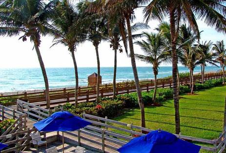 Urlaub Florida im Strandhotel 4-Sterne Four Points by Sheraton Miami beach mit Swimmingpool, Fitnessraum und Frühstück mit Flug