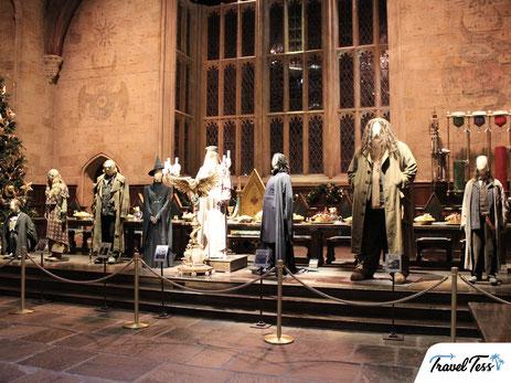 De Grote Zaal Harry Potter Studio's
