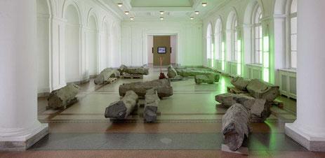 Joseph Beuys: DAS ENDE DES 20. JAHRHUNDERTS, Staatliche Museen zu Berlin© Staatliche Museen zu Berlin, Nationalgalerie / Thomas Bruns