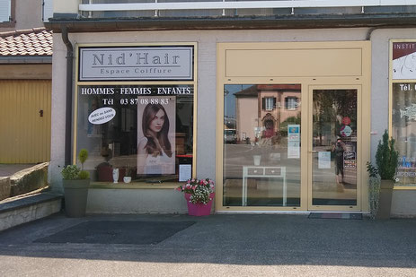 Salon de coiffure Nid'Hair