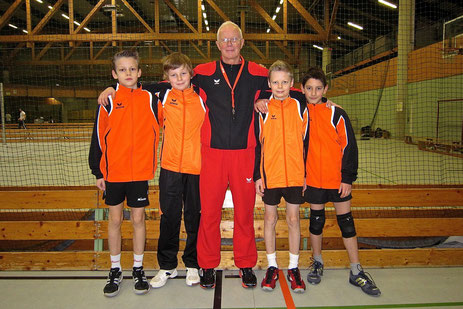 Volleyball-Regionalkader (VoR) Paderborn: