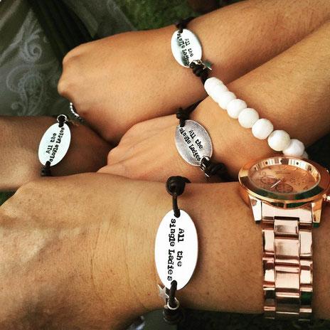 pulseras personalizadas para amigas diecisietecosas