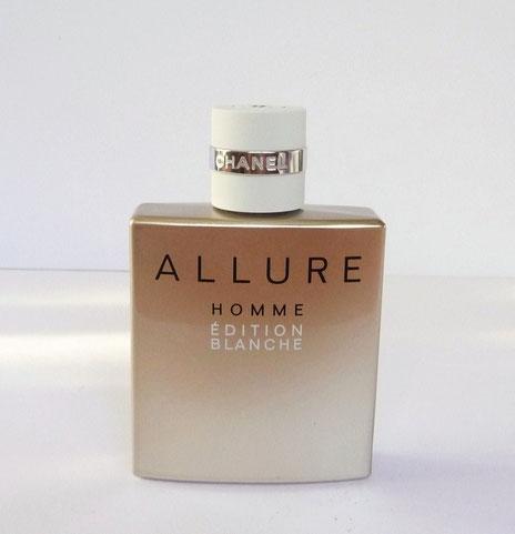 ALLURE HOMME - EDITION BLANCHE EAU DE TOILETTE CONCENTREEE - 50 ML