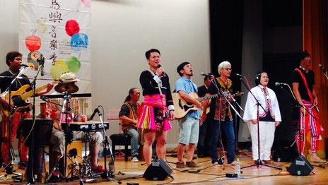 島嶼音楽祭@読谷村2015(Mさん撮影)