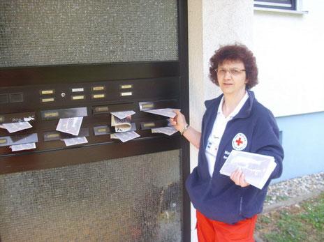 Einmal jährlich erhalten alle Durlacher Haushalte einen Info-Brief...