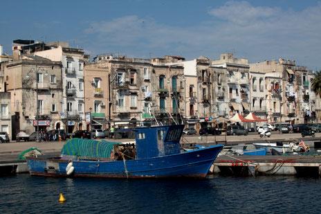 Taranto, Altstadt
