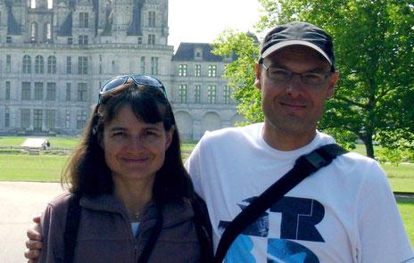 Nathalie et Philippe Galmiche