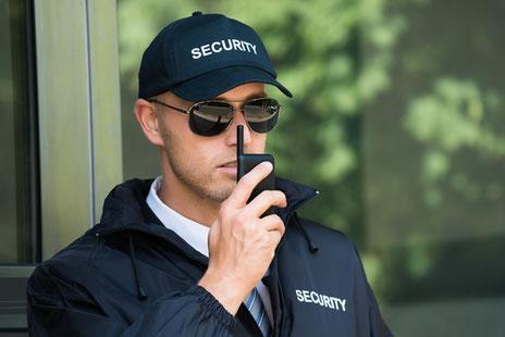 Sicherheit durch Doorman - vom DSD Sicherheitsdienst.