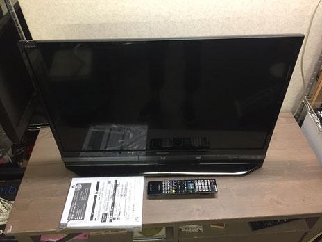 SHARP32インチ液晶テレビ