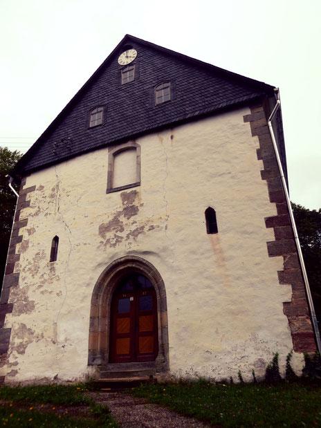 St. Marien Kirche zu Stelzen