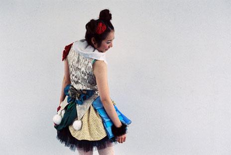 2011.2.6 Ricochet fashion show
