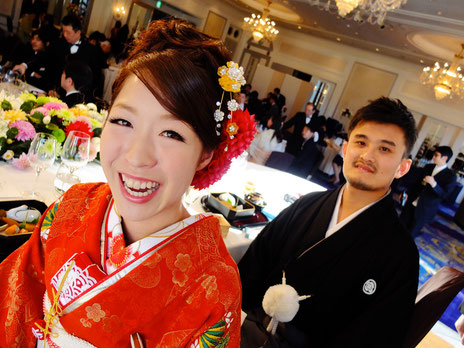 2013.12.22 Hara-chan Wedding Reception