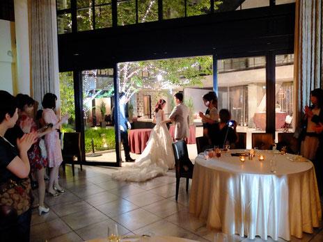 2013.5.25 Nozomu-Noriko's Wedding After Party