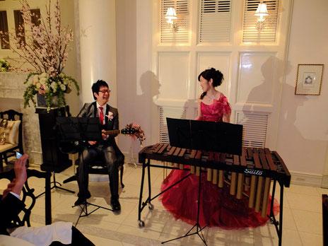 2013.3.16 Kakubari-Natsumi's Wedding Reception