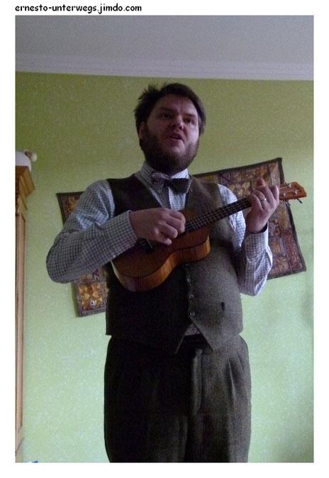 Svavar Knútur, ein toller Musiker und ein echter Isländer!