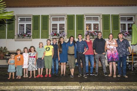 Gruppenhaus Bern - Gruppenunterkünfte und Ferienwohnungen für Familien, Gruppen, Ferienlager und Firmenanlässe