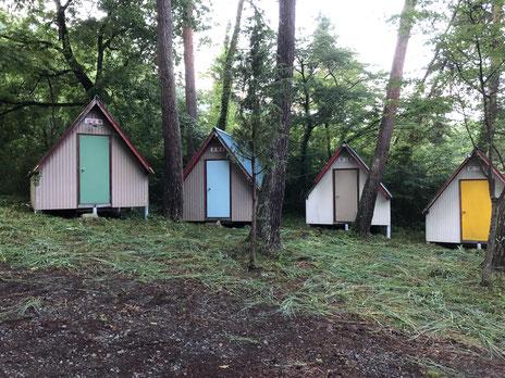 林ファミリーキャンプ場
