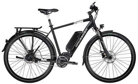 електрически велосипед, Drossiger 2017