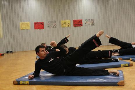 Kampfsport Kickboxen München Trainingsplan
