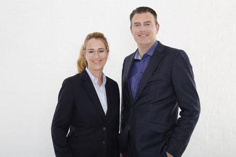 Steuerberater Tim Weber und Rechtsanwältin und Fachanwältin für Arbeitsrecht Insa Weber-Westenhoff
