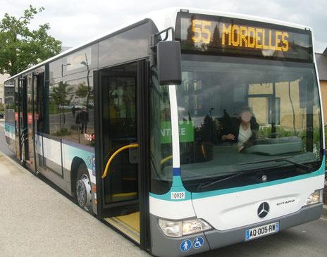 N° 10 939 - Mordelles - Photo Brécéen