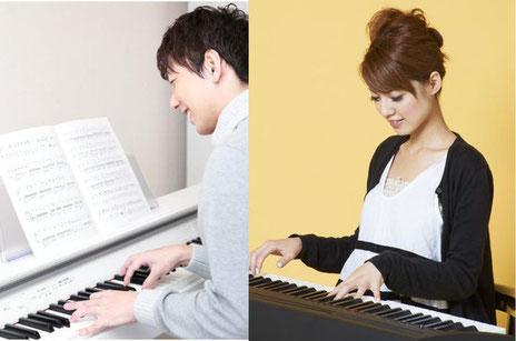 ピアノコード弾き コード奏法 レッスン