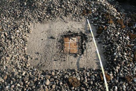 Undichtes Flachdach, Bitumenbahnen kaputt