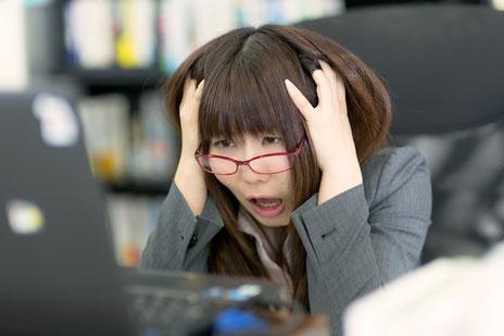 腰痛が治らない奈良県葛城市の女性