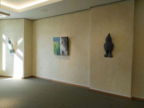 Ausstellung Burgwedel 2o16, Rathaus Burgwedel