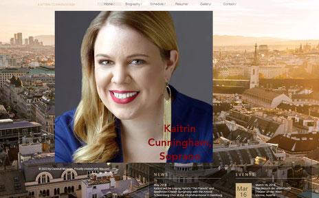 KAITRIN CUNNINGHAM  Website