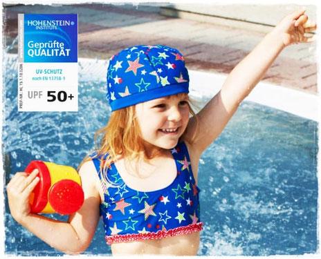 Bademode mit UV-Schutz im Wandl´s Gwandl mit 50+