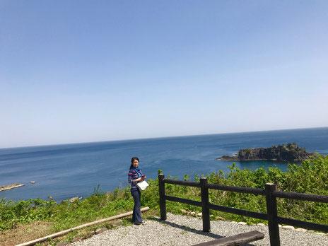 隠岐の島 黒島