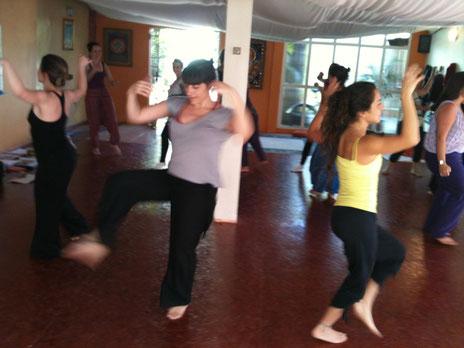 Atividade de Dança Essencial
