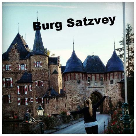 Wunderschöne Burg Satzvey in Satzvey