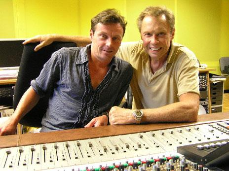 Florian Ast und Peter Kraus