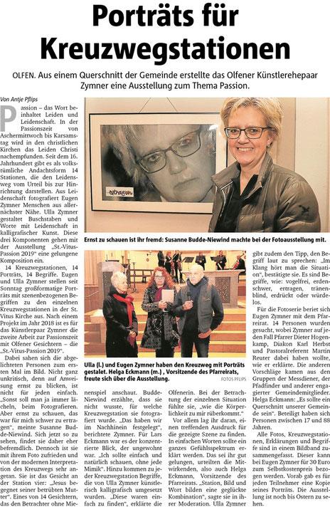 Ruhr Nachrichten 12.03.19