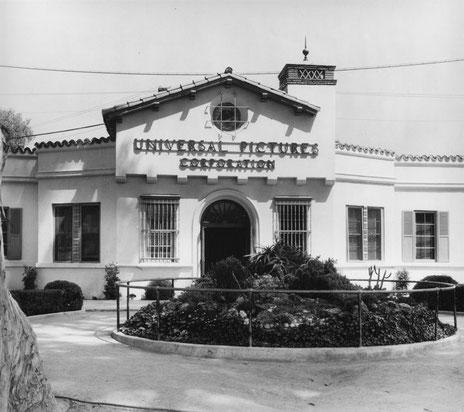 Universal Film Studios - 1930s