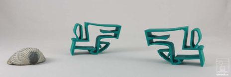 3D-Druck Produkte Kreationen chimaumau Pfote links Pfote rechts