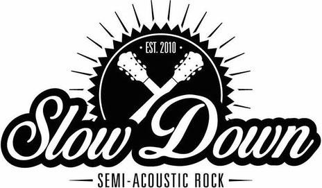 Bild: Slow Down Logo - Semi-Acoustic Rock from South Tyrol Klausen