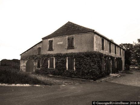 Maison auberge à Bonnet Plaisance du Gers Lassérade Lasserrade