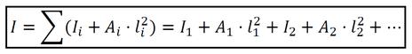 Satz von Steiner für Berechnung des Flächenträgheitsmoments
