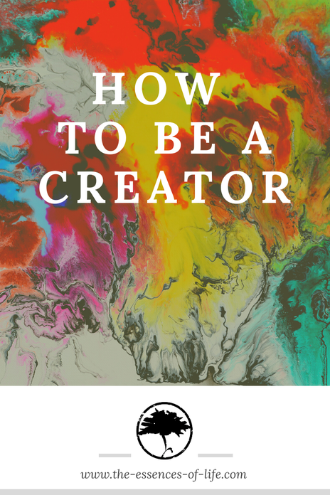 Creator Growing personal development creativity morning pages