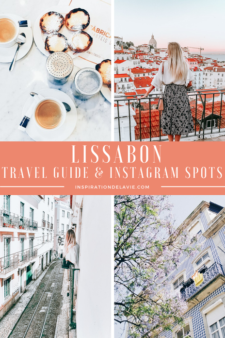 A complete travel guide to Lisbon with tips and advice on the best restaurants, rooftop views, instagrammable places and sightseeing spots. Get some insider tips of Lisboa, some tips about the best pasteis de nata, as well as information about the best be