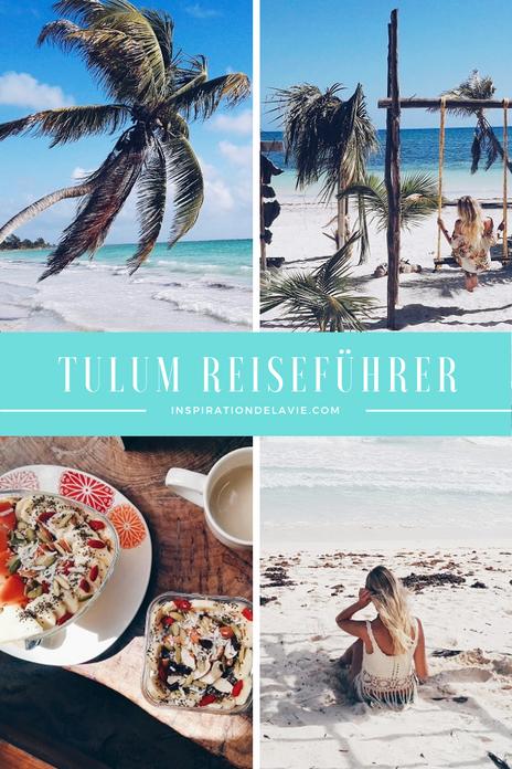 Entdecke Tulum bei deiner Mexico Yucatan Reise und erfahre meine Reisetipps, die besten Sehenswürdigkeiten, Highlights und Tipps und Tricks für deine Mexiko Rundreise und deinen Tulum Urlaub. Erfahre alles zur Yucatan Halbinsel, Anreise, Transfer.