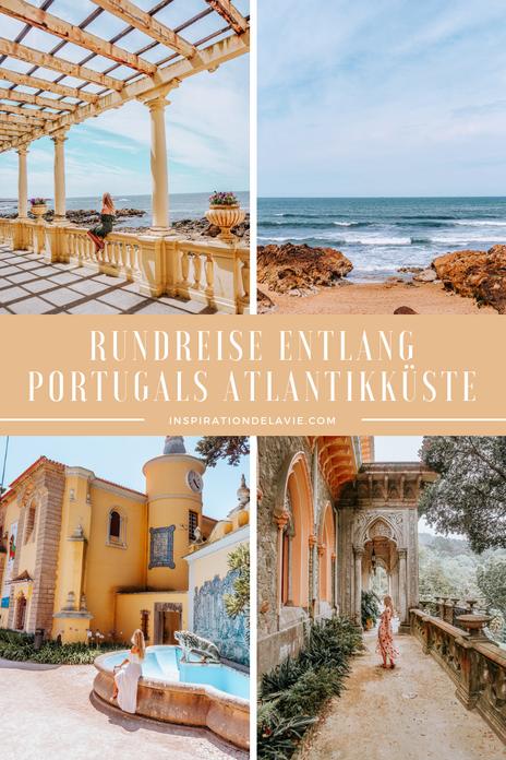 Rundreise durch Protugal - entdecke Portugals Norden und fahre entlang der wilden Atlantikküste von Lissabon bis nach Porto. Entdecke meine Portugal Tipps und Tricks für Lissabon, Peniche, Aveiro, Coimbra oder Porto. Erfahre meine Tipps für eine Mietwagen