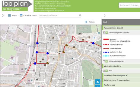 Geoportal Hier können Sie einsehen, was wir erfasst, analysiert und geplant haben - tagesaktuell, komfortabel bedienbar und nach den verschiedenen Gesichtspunkten sortiert. Im Hintergrund arbeitet dafür unsere professionelle GIS-Datenbank.