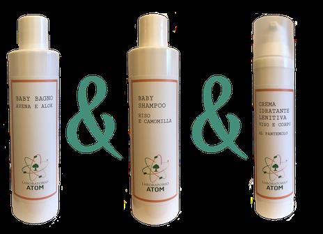 Linea Baby (Crema, Bagno, Shampoo)